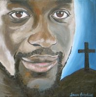 Jesus Was Not a White Guy by Lauraphay