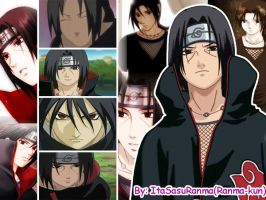 U. Itachi wallpaper by ItaSasuRanma