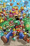 Super Mario Bros. 3 by JoeyDangerous