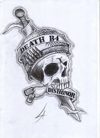 Death Before Dishonor by Zander1994