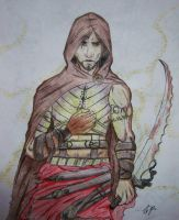 Prince of Persia Warrior Within (II) by Velkhan