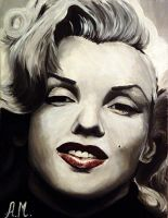 Marylin by zgirl3210