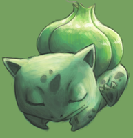 Bulbasaur by rustyyy