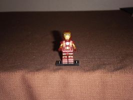 Lego Shock Trooper Iron Man by BrigadierDarman