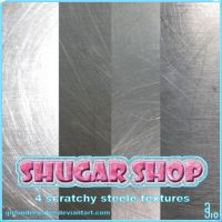 Shugar Shop Textures - Steel by girlunderwater