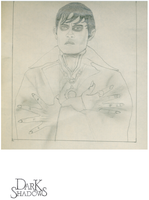 Barnabus Collins Sketch by JuneBug7
