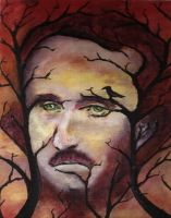 Visions of Edgar Alan Poe by MIKEYV13