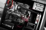 Aerocool DS200 Custom PC Build Red Cabling by haz999