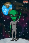 Guy From Mars by hexthor