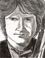 Bilbo Baggins (The Hobbit) by ArtistEamane