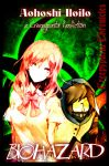 Biohazard: a Creepypasta fanfiction(cover) by SoulReaperlady