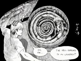 Uzumaki Fever by Garth2The2ndPower