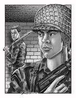 Soldier's Game by Mr-Ripley