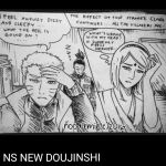 NS New Doujinshi : Somewhere in Time UPDATE by noodlemie