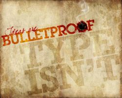 BULLET-PROOF by El-ArGeNtO