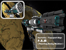 Starmade: P.B.M by BlindSnipeFreeLancer