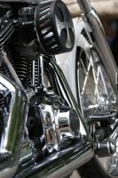 Motorcycle Motor 16124019 by StockProject1