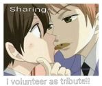 Sharing~ by Dangolover215