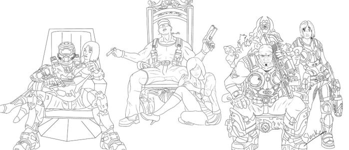 The Three Kings of Gaming by SethTurner