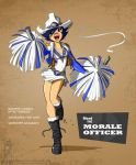 TF2 Morale Officer by jollyjack