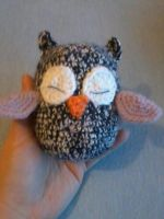 Sleeping owl by ExhaustedSoul