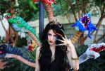 Tiamat by Shadow Wing Cosplay by Celem