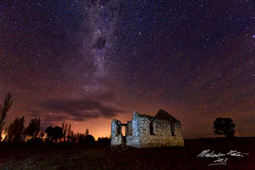 The Milky Way by FireflyPhotosAust