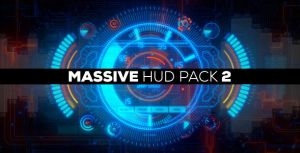Massive HUD Pack2 by EFEKTStudio