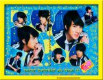 Wu Chun Birthday Wallpaper by pretisamiyuki43