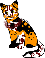 Hallow Kitty -Closed- by Furry-Adopts576