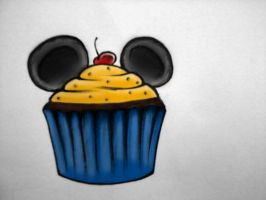 Are You Hungry Mickey? by brik86