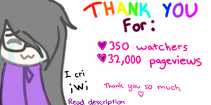 THANK YOU by PersonOfEnvy