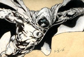 Moon Knight by CheshireGrins