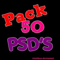 +Pack 5O PSD'S by irinithaa