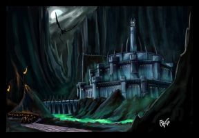 Minas-Morgul by OBOROTEHb
