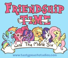 MLP: Friendship Time by MoogleGurl