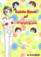 Guide Book of Indonesia cover by SeidooReiki