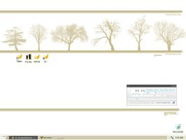 my desktop,word. by Asuki