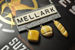 Mellark Bakery Necklace by eserenitia