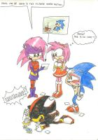 sonic underground happy memories. by udiszabi