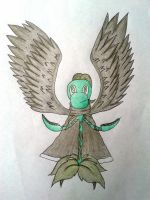 Night Angel (Requested by Volkerschild) by ForestArcherBoy