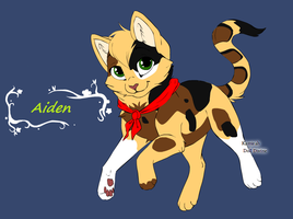 Aidon Breedable by Sterling-Adopts