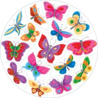 Butterflies puzzle by jkBunny