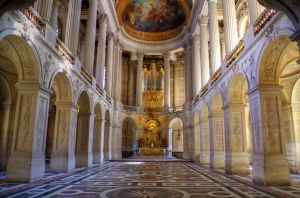 The Chapel of Versailles by irrlicht71
