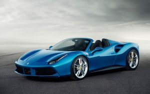 2016 Ferrari 488 Spider by ThexRealxBanks