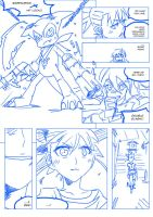 Digimon Tamers - Mirai Project chapter 03/12 by Riza23