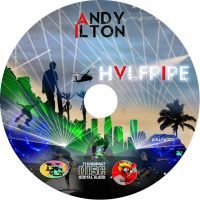 Andy Ilton- Halfpipe (CD Design) by Gaming-Master