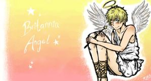 APH Britannia Angel by Kaotheroogoncreator