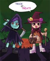 HiHi Halloween by Dice-K