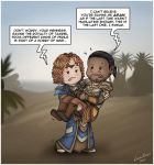 TESO: A Prince In Distress by Isriana